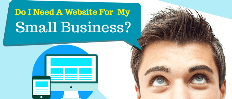 Website? Why do I need one of those?