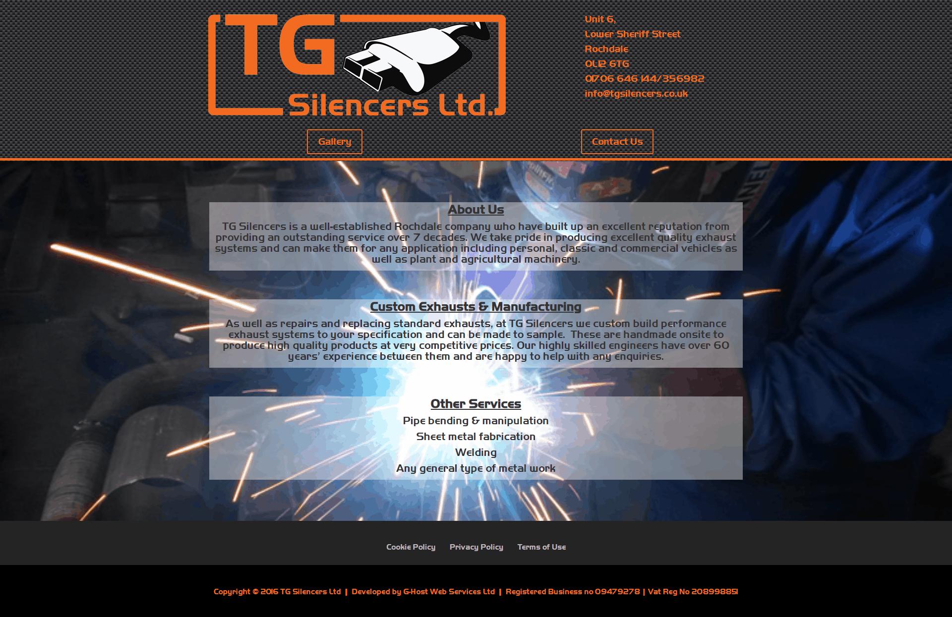 TG Silencers